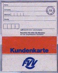 FVV-Kundenkarte außen (Scan: G.Wenzl)