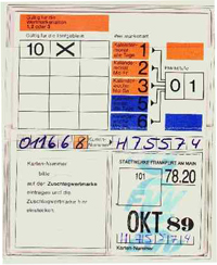 FVV-Kundenkarte innen (Scan: Stephan Kyrieleis)