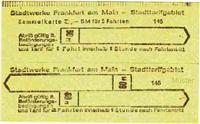 gelbe Streifenfahrkarte (Scan: S.Kyrieleis)