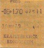 FKE Busfahrschein aus dem Jahr 1979 (Scan: G.Wenzl)